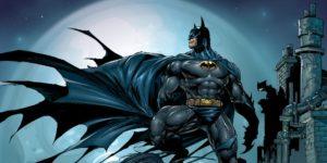 Batman, qualcuno pensa sia Diego Cecato dopo qualche mese in palestra